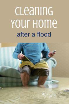 flood clean up