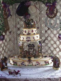 Cake Decorating Bagshot : 1000+ images about wedding cAke on Pinterest Western ...