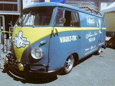 Vaults Wagon