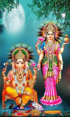 170 Laxmi Ganeshji Ideas In 2021 Lakshmi Images Hindu Gods Goddess Lakshmi