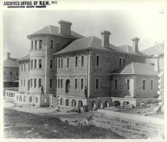 Callan Park Hospital in Rozelle in inner Sydney in Aboriginal History, Sacred Architecture, Vintage Medical, Historical Pictures, Sydney Australia, City Streets, Back In The Day, Old Photos, Park
