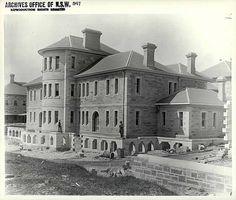 Gladesville Hospital, 1883