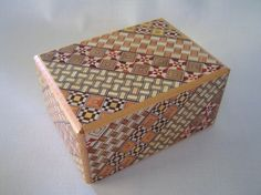 As a kid I dreamed of boxes with secret opening ways... like this Japanese Puzzle box from Tomomaru.