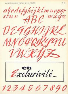 lalettre p25 by pilllpat (agence eureka), via Flickr Handwriting Alphabet, Hand Lettering Alphabet, Doodle Lettering, Creative Lettering, Lettering Styles, Calligraphy Letters, Typography Letters, Lettering Design, E Design