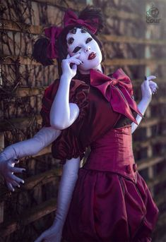 Tagged with gaming, cosplay, undertale; Muffet from Undertale Cosplay Cosplay Alice In Wonderland, Alice Cosplay, Cute Cosplay, Cosplay Dress, Amazing Cosplay, Cosplay Outfits, Best Cosplay, Cosplay Girls, Cosplay Costumes