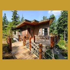 Moon Dance Perch is a custom built modern cabin accommodation offering privacy, full amenities, and fully accessible for the handicapped. Queen Size Sofa Bed, Moon Dance, Tree Tops, In The Tree, Sunshine Coast, Open Concept, Vacation Rentals, Great Places, Destinations