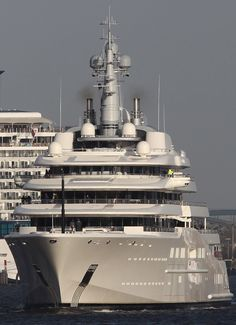 Best Yachts In The World | Eclipse - most expensive yacht in the world