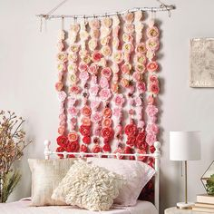 """969 Likes, 15 Comments - Jo-Ann Fabric and Craft Stores (@joann_stores) on Instagram: """"Ombre is still trending and this rose garland shows it beautifully. No worries about thorns here.…"""""""