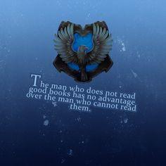 Harry Potter House Slogans ~ Ravenclaw