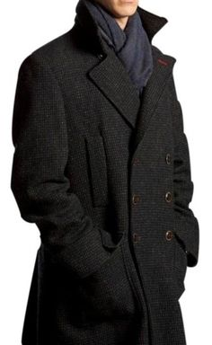 Sherlock Holmes Coat Trench Jacket for Sale Now, also Available Benedict Cumberbatch Sherlock Coat at fjackets Store.