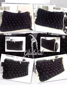 Pochette Giuly due versioni in black ;-)