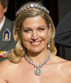 Queen maxima,, Netherlands  I am very disturbed about stories that claim Hitler escaped to Argentina.  I will have to watch the Dutch and British Royals closely to see if they continue using dehumanization language to mask a fascist disrespect for equal rights for all people.  Royalty must serve the Christian ideal of equality.  They are to be an example of God's love for everyone.  I pray that all Royals come to know and serve Christ's love in this world.