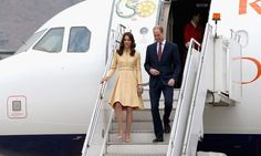 Kate Middleton and Prince William meet the King and Queen of Bhutan