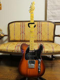 My Fender Modern Players Telecaster Plus