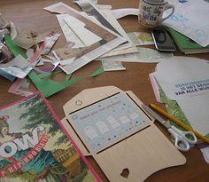 Enveloppen maken