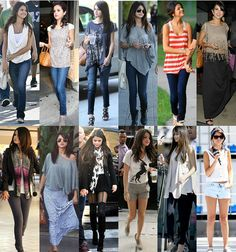 shut up, it's not lame that Selena Gomez is my ~style icon.