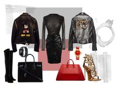 This or That by agnetta13 on Polyvore featuring Philipp Plein, Gucci, Versace, Aquazzura, Giuseppe Zanotti and Yves Saint Laurent