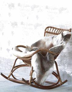 Sika Design Monet Rocking Chair | Artilleriet | Inredning Göteborg