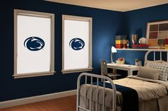 Penn State Roller Shade. Several College Team Shades Offered!