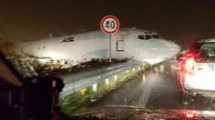 5 August - ASL Hungary Flight 7332, a Boeing 737-476SF (HA-FAX) overran the runway on landing at Milan–Bergamo Airport, Italy in poor weather. Both pilots survived.
