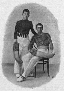 Francisco Ciarán and Bilbaíno