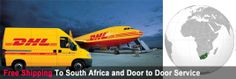 free shipping to south africa