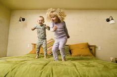 #EuQuero grandes momentos e ver crianças pulando em um colchão resistente e de qualidade :)