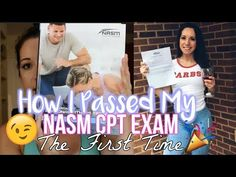 HEYY EVERYONE! I passed my NASM Exam and I made this video in hopes that it would help someone else out there with their studying. In this video, I tell you . Study Methods, Study Tips, Online Personal Trainer, Personal Fitness, Strength And Conditioning Coach, Exams Tips, Free Facebook, Online Coaching, Workout Guide