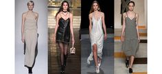 A catwalk favorite, the slip dress has once again been spotted at Fashion Week. From Alexander Wang and Narciso Rodriguez to Victoria Beckham and The Row, see the revival of the Nineties trend at the New York Fall/Winter 2016-2017 shows.