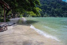 Penang National Park Monkey Beach Trek Malaysia #beach #penang #monkeybeach #Malaysia