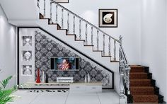 Tv cabinet under stairs design modern under stair storage solutions to spruce up your home tv