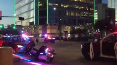 """There is an active shooter situation in Dallas, with three to six officers reportedly """"gravely wounded"""" during protests in downtown Dallas, according to local news station KDFW. The condition of the officers is not known yet. There are reports of two suspects.  """"There are three to six officers who are gravely wounded, according to my sources inside the Dallas Police Department,""""KDFW's Shaun Robb reported, adding, """"This is going to be an international story."""" One was a Dallas police officer…"""