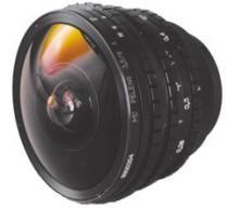 Fisheye Peleng 3.5/8mm M42 Lens