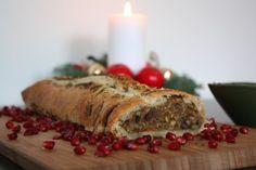 Velkommen til MADjulekalenderen Jeg har inviteret en række af mine yndlingsbloggere, inden for sundhed, kost og livsstil, til at være med i den store MADjulekalender. Så hver dag frem til juleaften kan du åbne op for en lækker juleopskrift. VEGANSK LINSESESTEG ♡Johanne fra Englerod.com Vegansk linsesteg indbagt i butterdej med grønne linser, hasselnødder og grøntsager....Read More »