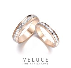 베루체 커플링 웨딩밴드 | The Art of Love - V E L U C E - Part 4 Rose Gold Engagement, Vintage Engagement Rings, Solitaire Engagement, Couple Rings, Dream Ring, White Gold Rings, Wedding Bands, Infinity Rings, Jewelry Design