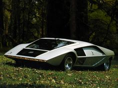 1970 Lancia Stratos Zero Concept