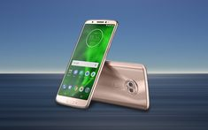 Moto G6, G6 Plus and G6 Play launched with tall display and Android Oreo
