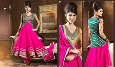Hurry Up!!!!    All the to-be #Brides & her #friends!!!  We are Introducing a some breath-taking #Jacket Style #Anarkali Suits & #Dresses  you ought to check out NOW!  Visit us at http://www.shoppers99.com/anarkali_suits/wedding_anarkali_suits_collection