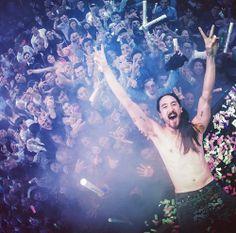 Conciertos en Chile Diciembre 2013: Steve Aoki