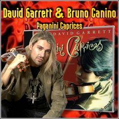 Caprice No. 24 Paganini   David Garrett & Bruno Canino - Paganini Caprices (1997/mp3)