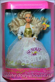 Barbie Summit 1990