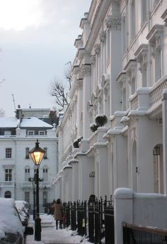 Hereford Square, London