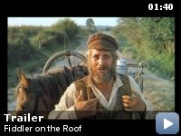 """Fiddler on the Roof. """"Tradition!"""""""