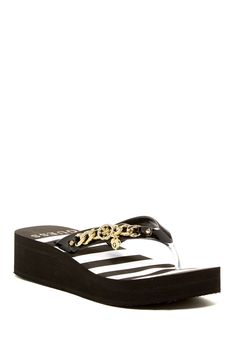 Elainie Chain Sandal  by GUESS on @nordstrom_rack