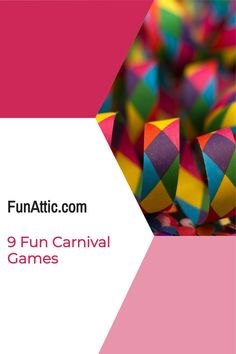 In charge of a booth this summer? Look no further! Trivia Questions For Kids, Teen Party Games, Carnival Games, New Things To Learn, Summer, Summer Time