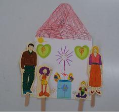 ...Το Νηπιαγωγείο μ' αρέσει πιο πολύ.: Την οικογένειά μου την έχω πάντα στην καρδιά μου! Blog, Blogging