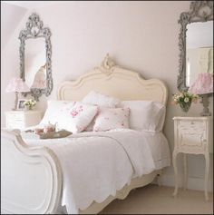 30 French Style Bedrooms Visual Remodeling
