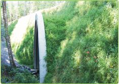 Flex MSE vegetated wall system - Living Walls Scotscape