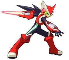 Proto Soul - Characters & Art - Mega Man Battle Network 5