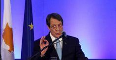 Cyprus president to seek second five-year term in Jan '18 vote